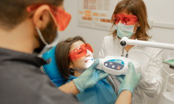 Sbiancamento professionale dentista padula salerno